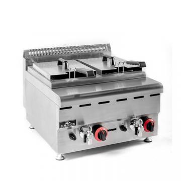 Commercial Chicken Wring Gas Chip Fryer (GRT-G17)