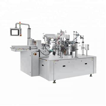 Hydraulic Driven Type Curry Paste Quantitative Bag Vffs Packaging Machine
