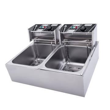 Commercial High Quality Electric Deep Open Fryer for Restaurant