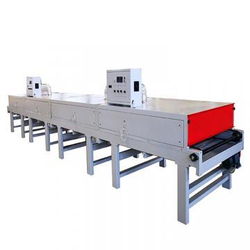 Heat Seal Air Recirculated Temperature Uniformity Conveyor Dryer for Sale