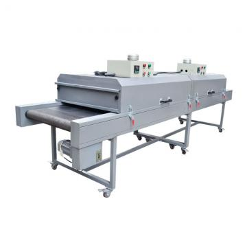 Heat Seal Air Recirculated Temperature Uniformity Conveyor Dryer for Sale