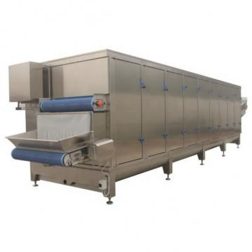 Conveyor System Chain Belt Pre-Heating Uniform Tunnel Oven