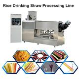 New Eco Friendly Disposable Tapioca Biodegradable Drinking FDA Flour Edible Vietnam Rice Straws Making Machine